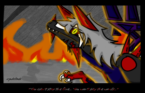 You can't stop the Fire... by Temorali