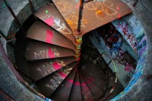 staircase 2 by aestheticasylum