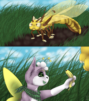 You must be Nana by Hawksfeathers97