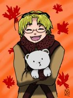 APH - Canada, the warmest smile by ChibiLOL