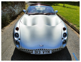 TVR Tuscan Speed Six by tezzan