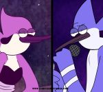 Margaret and mordecai by gabs94
