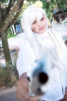[APH COSPLAY] Nyotalia Prussia by holyprussia