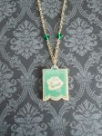 GOT House Tyrell Necklace by AriesNamarie