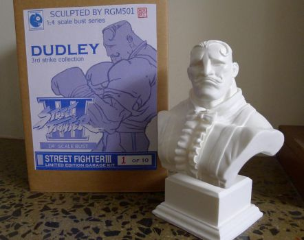 DUDLEY bust kit ready for order by rgm501