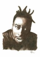 ODB Pencil Sketch by DJMark563