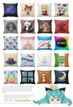 Favorite Pillows In My Store Plus Coupons by FeebyNeko