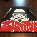 Stormtrooper by smooth0ne