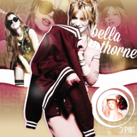 PNG Pack (41) Bella Thorne by IremAkbas