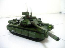T-90 Russian MBT 2 by SOS101
