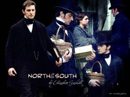 North and South by Futbolerka