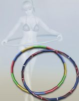 Hula Hoop rings by deexie