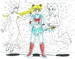 Sailor Snow Dancers by Zoe-the-Pink-Ranger