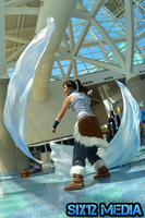 Korra Cosplay | Waterbending 2 by CosplayInABox