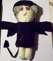 Prussia Devil Plushie by TheSlyDragon