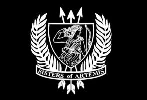 Sisters of Artemis by J3ckyll