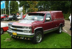 1992 Chevy K1500 Pick Up by compaan-art