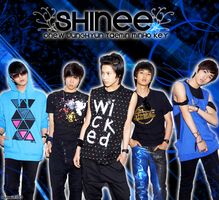 SHINee by Aussie180