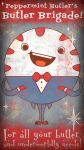 Adventure Time! - Peppermint Butler by FischHead