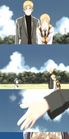 APH: Sweden, Finland, and Sealand by DanceRawrDemyx