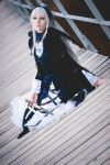 Suigintou Cosplay 4/4 by Psunna