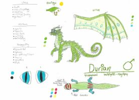 Durian Ref by Cotinga-The-Dragon