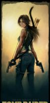TOMB RAIDER : I'm Not Going Home. by SeanNash