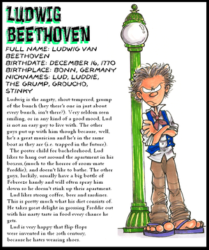 Character Profile: Beethoven by hankinstein