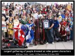 MCM Expo World Record Event by chioky
