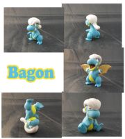 Weekly Sculpture: Bagon by ClayPita