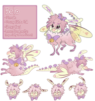 Bello Reference Sheet - Contest by Nestly