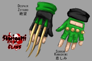 Shinigami Concept- Claws by miss-mustang