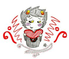 Happy Candy Red Hearts Day:. by 88pixiegirl88