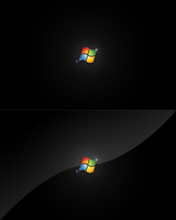 Windows Flag Glint by salmanarif