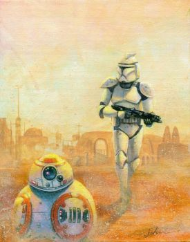BB-8 by starryjohn