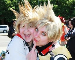 Roxas and Ventus Love by turpinator77