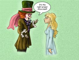 Bad Hatter by Sierryberry