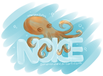 Octopus by Sunehra
