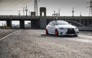 2014 Lexus IS AWD by Gordon Ting by ThexRealxBanks