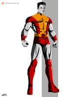 Colossus (X-Men) by FeydRautha81