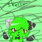 Skullie Icon by Fainting-Ostrich
