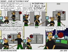 'Infinity' Strip 03 Remastered by Scyphi