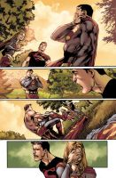 Superman713_page03 by Maiolo