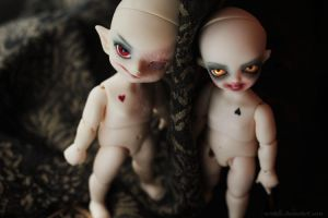 Living Nightmares by AraDolls