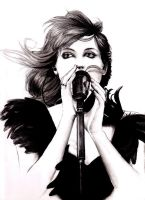 Florence Welch by Tapaidh