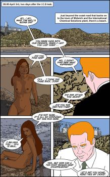 Naked Power issue 3 page 1 by UnloadComics