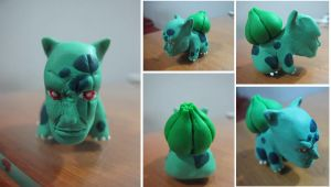 Manbasaur Ikemon by lolofdoom