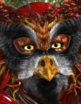 Totem: The Owls - Great Grey by Aarki
