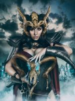 Yavana - Dragon Age The Silent Grove - 4 by Atsukine-chan