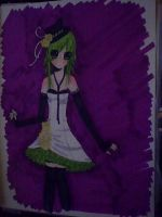Gumi Just a game by Kuro-Rey